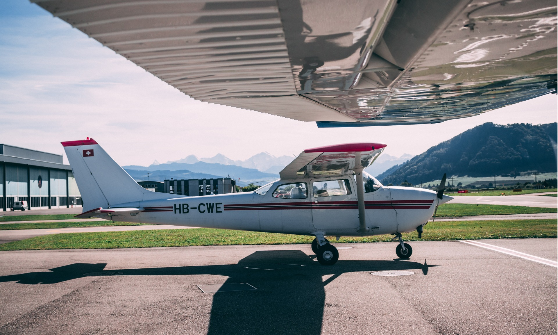 Badgy - Testimonial from Jiutian International Flight Academy - Aircraft