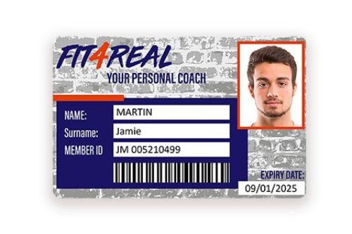 Membership cards Badgy